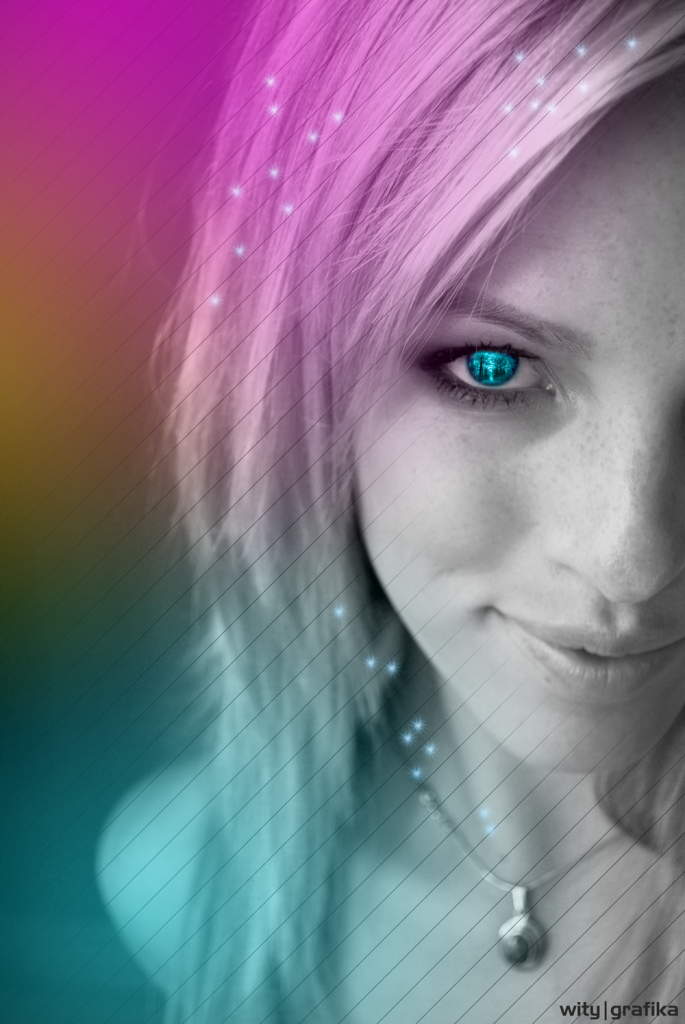 blonde girl_blue eye