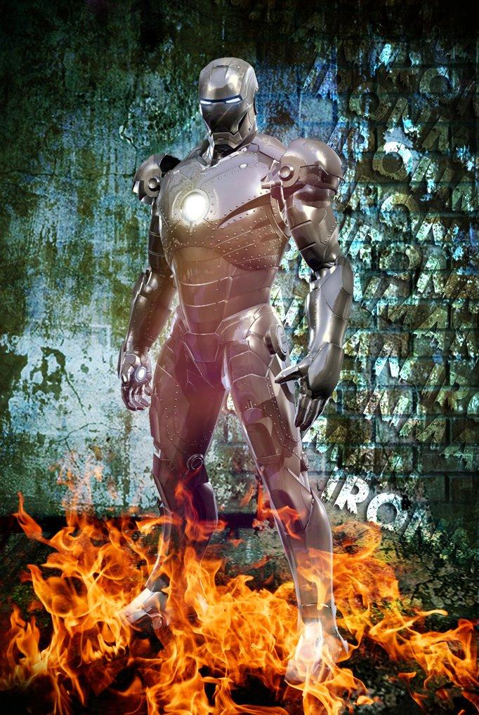 Iron - man