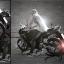Holka na motorce, Honda CBR 125r